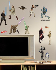 Star Wars Wall Stickers