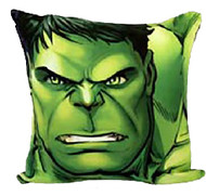 Hulk Face Cushion Cover