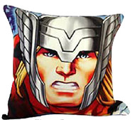Thor Face Cushion Cover