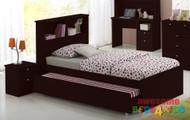 Broadbeach Trundle Bed Modi Oak Single