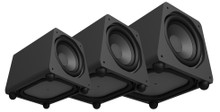 GoldenEar Technology - ForceField 4 - 1200 Watt Compact High Output Subwoofer