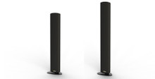 GoldenEar Technology - Shelf/TableStand 50 - Table/Shelf Stands for SuperSat 50 (pair)
