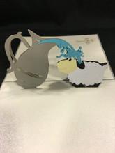 Handmade 3D Kirigami Card  Baptism