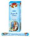 GR Incense Sticks Hexa Jesus & Mary