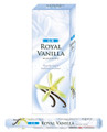 GR Incense Sticks Hexa Royal Vanilla