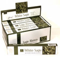 Balaji White Sage incense 15grams (pack of 12)