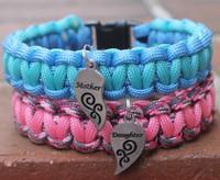 Mother & Daughter Bracelet Set