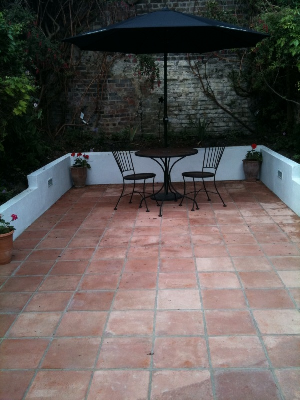 Terracotta Tiles Floor Tiles Also Outdoor