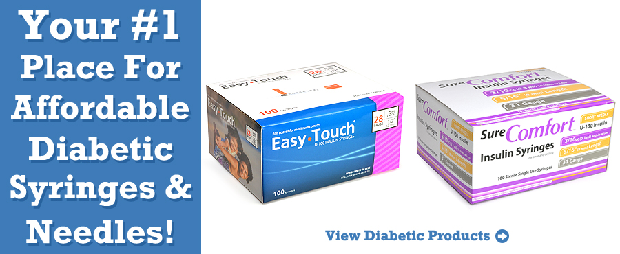 Affordable Diabetic Supplies