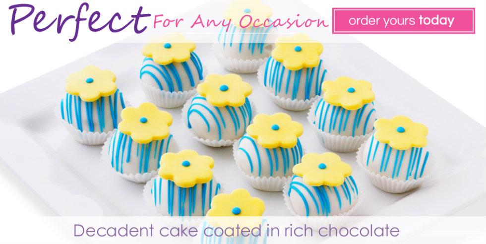 cake balls cake pops cake bites