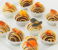 Delicious Thanksgiving cake balls