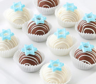 Delicious Hanukkah cake balls