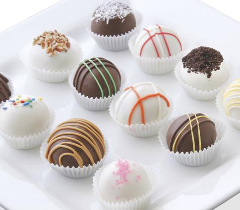 classic cake balls