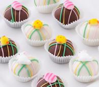 Delicious Easter cake balls