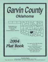 Garvin County Oklahoma 2004 Plat Book