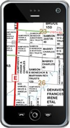 Holmes County Mississippi 2014 SmartMap