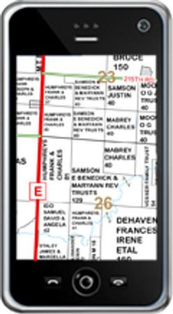 Grundy County Illinois 2015 SmartMap