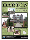 Barton County Missouri 2013 Plat Book