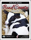 Bond County Illinois 2016 Plat Book