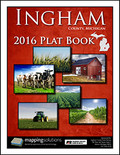 Ingham County Michigan 2016 Plat Book