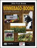 Winnebago-Boone Counties Illinois 2016 Plat Book