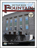 Fountain County Indiana 2017 Plat Book