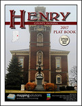 Henry County Indiana 2017 Plat Book