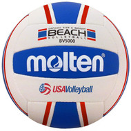 Molten BV-5000 USA Beach Volleyball (Red/White/Blue)