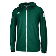 Adidas Men's Climaproof Shockwave Woven Full Zip Jacket