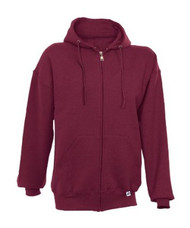 Russell Athletic Uni-Sex Dri-Power Fleece Full Zip Hoodie