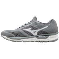 Mizuno Wmns Synchro MX Coaching Shoe (Grey/White)