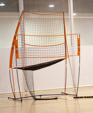 Bow Net Volleyball Practice Station