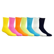 Red Lion Solid Crew Socks
