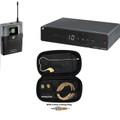 Sennheiser XSW 1-Cl1 Instrument Set + MIC400SEN Bundle