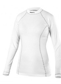 Craft Pro Zero Crewneck L/S WOMENS White