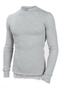 Craft Pro Zero Crewneck L/S MENS Grey
