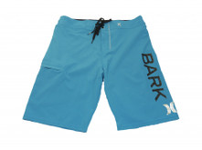 Hurley Bark Phantom Cyan One and Only Boardshorts