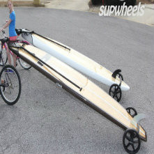 SUP Wheels Evolution Model