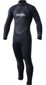 Xcel Canada Drylock 4/3 Wetsuit