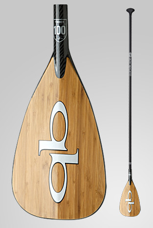 Kanaha TimberA stunning combination of natural wood married to a hi-tech composite construction. The blade boasts a thin layer of bamboo laminated to both the front and backside for an organic, aesthetic look. Our Kanaha Timber is also very lightweight at just 20 ounces, plus has all the features of our top-of-the-line Kanaha giving it a unique, yet light and natural feel in the water.