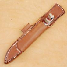 KSF Leather: Yukon A Sheath