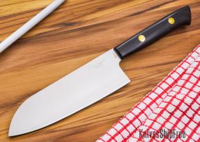 Northwoods Knives: Blackwood XHP - 170 mm (6.7 in) Santoku