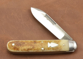 Northwoods Knives: Forest Jack - Rough Cut Bone
