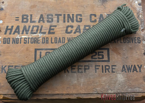 550 Paracord--100 ft--OD Green (Olive Drab)