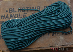 550 Paracord--100 ft--Dark Green