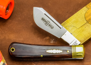 Great Eastern Cutlery: #74 Northfield Un-X-LD - Cotton Sampler - Cocobolo - Unserialized