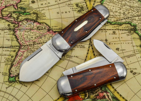 Great Eastern Cutlery: Tidioute - #46 Whaler - Cocobolo Wood - Unserialized