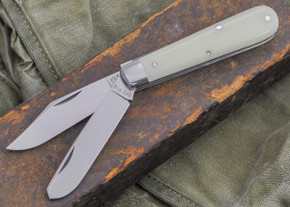 Great Eastern Cutlery: Tidioute - #15 Farmboy's Knife - Nifebrite Acrylic