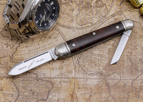 Great Eastern Cutlery: #09 - Northfield Un-X-LD - Esquire - Snakewood - Serialized