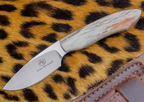 Arno Bernard Knives: 35th Anniversary - Scavenger - Giraffe Bone - 7